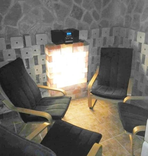 Hornyák alapítvány sószoba
