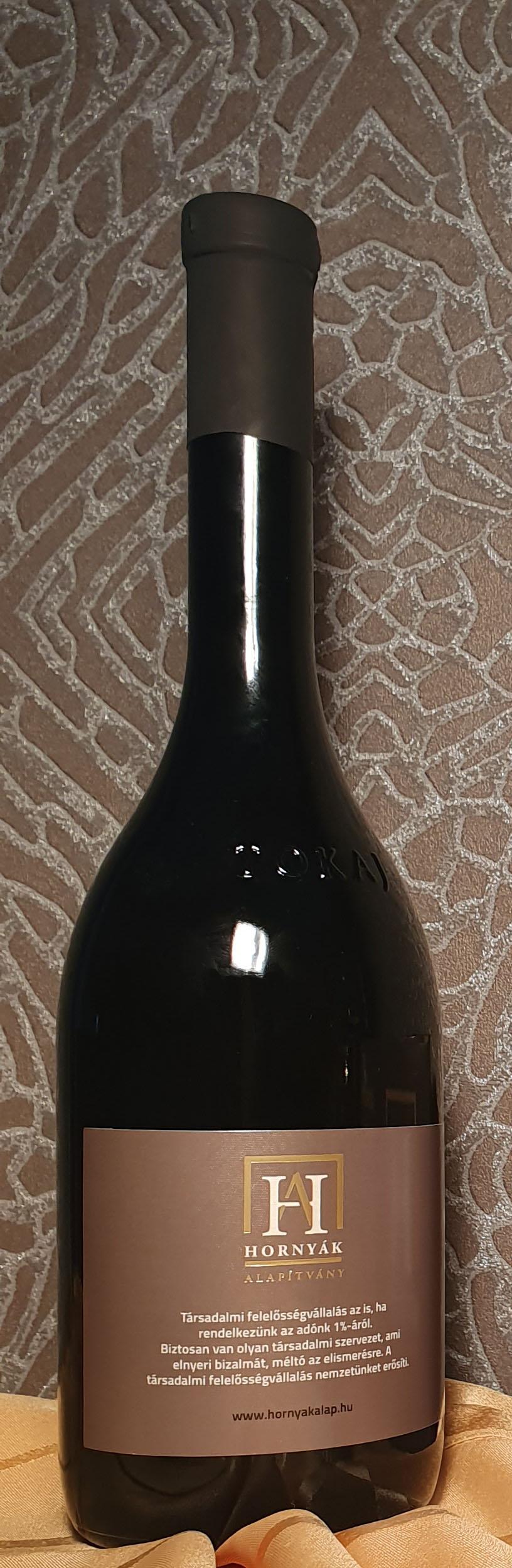Száraz Furmint bor